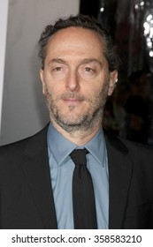 """LOS ANGELES - DEC 16:  Emmanuel Lubezki at the """"The Revenant"""" at the TCL Chinese Theater on December 16, 2015 in Los Angeles, CA"""