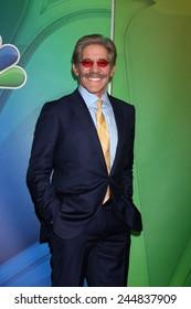 LOS ANGELES - DEC 16:  Geraldo Rivera at the NBCUniversal TCA Press Tour at the Huntington Langham Hotel on December 16, 2015 in Pasadena, CA