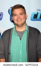 """LOS ANGELES - DEC 18:  Andrew Caldwell at the Premiere Of Disney Channel's """"Cloud 9"""" at Disney Channel Theatre on Dec 18, 2013 in Burbank, CA"""