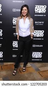 """LOS ANGELES - DEC 19:  Finola Hughes arrives to """"Zero Dark Thirty"""" LA Premiere  on December 19,2012 in Hollywood, CA"""