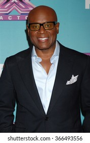 LOS ANGELES - DEC 19 - L.A. Reid arrives at the X Factor 2012 Season Finale Day 1  on December 19, 2012 in Los Angeles, CA