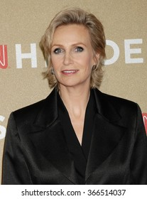 LOS ANGELES - DEC 2 - Jane Lynch arrives at the 2012 CNN Heroes An All Star Tribute on December 2, 2012 in Los Angeles, CA