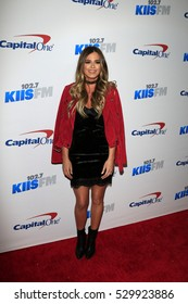 LOS ANGELES - DEC 2:  JoJo Fletcher at the 02.7 KIIS FM's Jingle Ball 2016 at Staples Center on December 2, 2016 in Los Angeles, CA