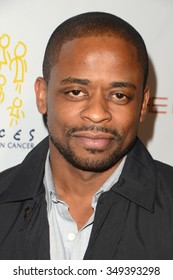 LOS ANGELES - DEC 3:  Dule Hill at the The Beauty Book For Brain Cancer Edition Two Launch Party at the Le Jardin on December 3, 2015 in Los Angeles, CA
