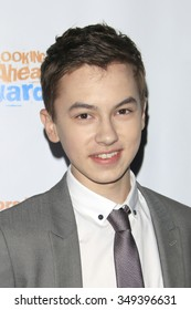 LOS ANGELES - DEC 3:  Hayden Byerly at the The Actors Fund�¢??s Looking Ahead Awards at the Taglyan Complex on December 3, 2015 in Los Angeles, CA
