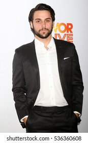 LOS ANGELES - DEC 4:  Jack Falahee at the TrevorLIVE Los Angeles 2016 at Beverly Hilton Hotel on December 4, 2016 in Beverly Hills, CA