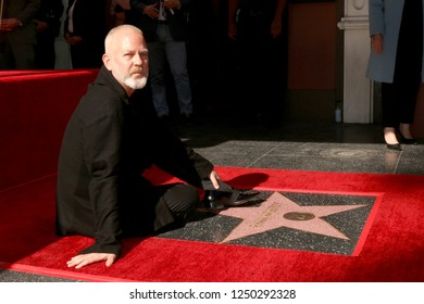 LOS ANGELES - DEC 4:  Ryan Murphy at the Ryan Murphy Star Ceremony on the Hollywood Walk of Fame on December 4, 2018 in Los Angeles, CA
