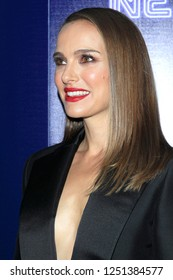 """LOS ANGELES - DEC 5:  Natalie Portman at the """"Vox Lux"""" Los Angeles Premiere at the ArcLight Hollywood on December 5, 2018 in Los Angeles, CA"""
