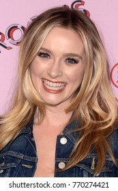 LOS ANGELES - DEC 6:  Greer Grammer at the 29Rooms West Coast Debut presented by Refinery29 at the ROW DTLA on December 6, 2017 in Los Angeles, CA