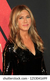 "LOS ANGELES - DEC 6:  Jennifer Aniston at the ""Dumplin'"" Premiere at the TCL Chinese Theater on December 6, 2018 in Los Angeles, CA"