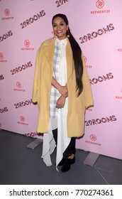 LOS ANGELES - DEC 6:  Lilly Singh at the 29Rooms West Coast Debut presented by Refinery29 at the ROW DTLA on December 6, 2017 in Los Angeles, CA