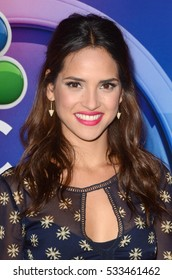 "LOS ANGELES - DEC 9:  Adria Arjona at the ""Emerald City"" Photo-Op at Universal Studios on December 9, 2016 in Los Angeles, CA"
