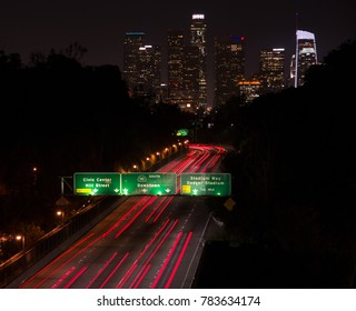 Los Angeles - Downtown - Freeway