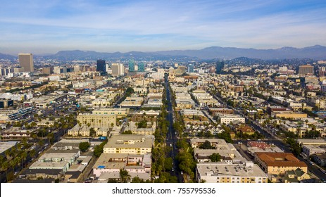 Los Angeles - Drone View
