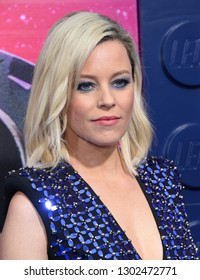 """LOS ANGELES - FEB 02:  Elizabeth Banks arrives to """"The LEGO Movie 2: The Second Part"""" World Premiere on February 02, 2019 in Westwood, CA"""