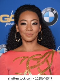 LOS ANGELES - FEB 03:  Betty Gabriel arrives for the 2018 Director Guild Awards on February 3, 2018 in Beverly Hills, CA