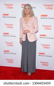 LOS ANGELES - FEB 04:  Blythe Danner arrives for AARP's Movies For Grownups Awards 2019 on February 4, 2019 in Beverly Hills, CA