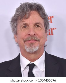 LOS ANGELES - FEB 04:  Peter Farrelly arrives for AARP's Movies For Grownups Awards 2019 on February 4, 2019 in Beverly Hills, CA