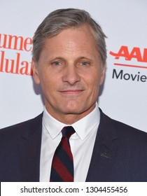 LOS ANGELES - FEB 04:  Viggo Mortensen arrives for AARP's Movies For Grownups Awards 2019 on February 4, 2019 in Beverly Hills, CA