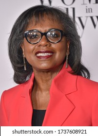 LOS ANGELES - FEB 06:  Anita Hill {Object} arrives for 'The Way Back' World Premiere on February 06, 2020 in West Hollywood, CA
