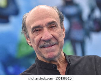 LOS ANGELES - FEB 09:  Actor F. Murray Abraham arrives to the 'How To Train Your Dragon: The Hidden World' Los Angeles Premiere  on February 9, 2019 in Hollywood, CA