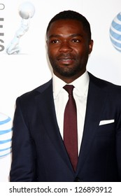 LOS ANGELES - FEB 1:  David Oyelowo arrives at the 44th NAACP Image Awards at the Shrine Auditorium on February 1, 2013 in Los Angeles, CA.