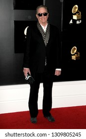 LOS ANGELES - FEB 10:  Boz Scaggs at the 61st Grammy Awards at the Staples Center on February 10, 2019 in Los Angeles, CA