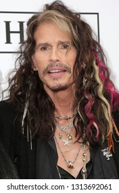 LOS ANGELES - FEB 10:  Steven Tyler at the 2019 Steven Tyler's Grammy Viewing Party at the Raleigh Studios on February 10, 2019 in Los Angeles, CA