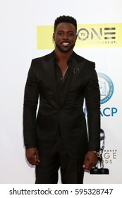 LOS ANGELES - FEB 11:  Lance Gross at the 48th NAACP Image Awards Arrivals at Pasadena Conference Center on February 11, 2017 in Pasadena, CA