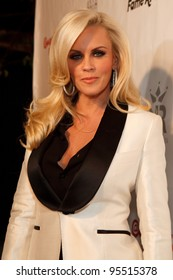 """LOS ANGELES - FEB. 12: Jenny McCarthy attends the """"Fame At The Mansion"""" 2012 Grammy Aterparty hosted by Sean """"Diddy"""" Combs at the Playboy Mansion in Los Angeles on Feb. 12, 2012."""