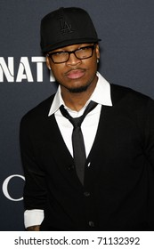 LOS ANGELES - FEB 12:  Ne-Yo arrives at the Gucci and RocNation Pre-GRAMMY Brunch at Soho House on February 12, 2011 in West Hollywood, CA