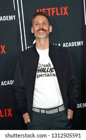 LOS ANGELES - FEB 12: Peter Hoar at the premiere of Netflix's 'The Umbrella Academy' at ArcLight Hollywood on February 12, 2019 in Los Angeles, California,