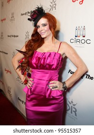 """LOS ANGELES - FEB. 12: Phoebe Price attends the """"Fame At The Mansion"""" 2012 Grammy Aterparty hosted by Sean """"Diddy"""" Combs at the Playboy Mansion in Los Angeles on Feb. 12, 2012."""