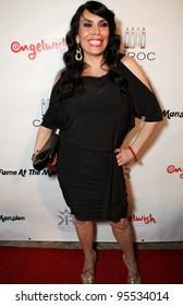 """LOS ANGELES - FEB. 12: Renee Graziano attends the """"Fame At The Mansion"""" 2012 Grammy Aterparty hosted by Sean """"Diddy"""" Combs held at the Playboy Mansion. Los Angeles, Feb 12, 2012"""
