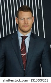"LOS ANGELES - FEB 12:  Tom Hopper at the ""The Umbrella Academy"" Premiere at the ArcLight Hollywood on February 12, 2019 in Los Angeles, CA"