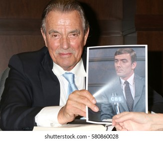 """LOS ANGELES - FEB 13:  Eric Braeden at the """"I'll Be Damned"""" Book Signing at Barnes & Noble at The Grove on February 13, 2017 in Los Angeles, CA"""