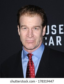 """LOS ANGELES - FEB 13:  Kevin Kilner the  """"House Of Cards"""" Season 2 Premiere  on February 13, 2014 in West Hollywood, CA"""
