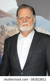 """LOS ANGELES - FEB 15:  Taylor Hackford at """"The Great Wall"""" Premiere at the TCL Chinese Theater on February 15, 2017 in Los Angeles, CA"""