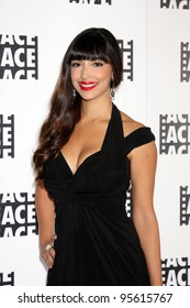 LOS ANGELES - FEB 18:  Hannah Simone arrives at the 62nd Annual ACE Eddie Awards at the Beverly Hilton Hotel on February 18, 2012 in Beverly Hills, CA