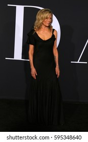 "LOS ANGELES - FEB 2:  Kim Basinger at the ""Fifty Shades Darker"" World Premiere at Theater at Ace Hotel on February 2, 2017 in Los Angeles, CA"
