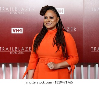 LOS ANGELES - FEB 20:  Ava DuVernay at VH1 Trailblazer Honors at the Wilshire Ebell Theatre on February 20, 2019 in Los Angeles, CA