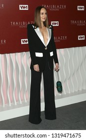 LOS ANGELES - FEB 20:  Catt Sadler at VH1 Trailblazer Honors at the Wilshire Ebell Theatre on February 20, 2019 in Los Angeles, CA
