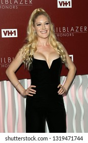 LOS ANGELES - FEB 20:  Heidi Pratt at VH1 Trailblazer Honors at the Wilshire Ebell Theatre on February 20, 2019 in Los Angeles, CA