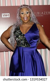 LOS ANGELES - FEB 20:  Peppermint at VH1 Trailblazer Honors at the Wilshire Ebell Theatre on February 20, 2019 in Los Angeles, CA