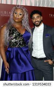 LOS ANGELES - FEB 20:  Peppermint, Laith Ashley at VH1 Trailblazer Honors at the Wilshire Ebell Theatre on February 20, 2019 in Los Angeles, CA