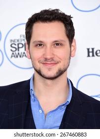 LOS ANGELES - FEB 21:  Matt McGorry arrives to the 2015 Film Independent Spirit Awards  on February 21, 2015 in Santa Monica, CA