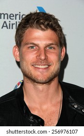 """LOS ANGELES - FEB 21:  Travis Van Winkle at the 3rd """"Gold Meets Golden"""" at the Equinox on February 21, 2015 in West Los Angeles, CA"""