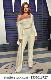 LOS ANGELES - FEB 24:  Ashley Graham arrives for the Vanity Fair Oscar Party on February 24, 2019 in Beverly Hills, CA