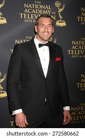 LOS ANGELES - FEB 24:  Brandon McMillan at the Daytime Emmy Creative Arts Awards 2015 at the Universal Hilton Hotel on April 24, 2015 in Los Angeles, CA