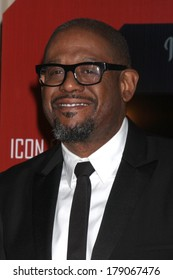 LOS ANGELES - FEB 25:  Forest Whitaker at the 2nd Annual ICON MANN Power Dinner at Peninsula Hotel on February 25, 2014 in Beverly Hills, CA